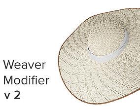 Weaver modifier 3D model