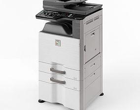 3D MFP Sharp MX2314