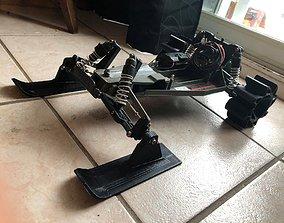 Skis for RC car 3D printable model