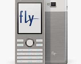 Fly DS131 3D model VR / AR ready