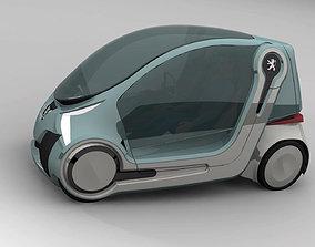 City car 3D