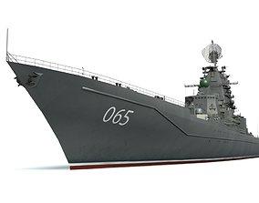 Kirov 3D model