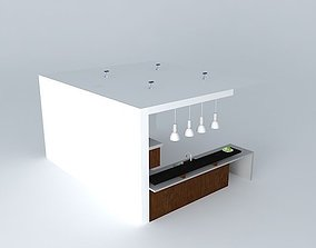 3D ECOKITCHEN using THORN Light fittings