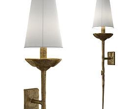 3D Vaughan Brantome wall light