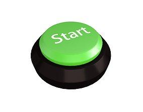 Start Button V1 035 3D asset