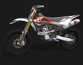 Husqvarna TC 450 3D model