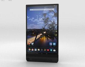 3D model Dell Venue 8 7000 Black
