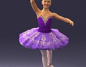 Ballet dancer 1109 3d Print Ready