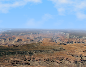 3D Grand Canyon
