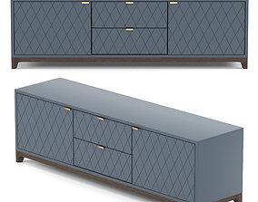 TV stand Case 3D asset