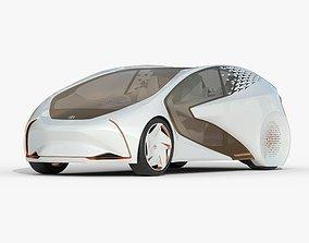 Toyota Concept-i 3D