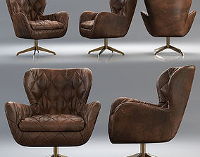 PURE JEENA CHAIR 3D model