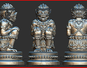 3D print model Hanuman Monkey King