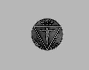 Pentecostal Coin 3D