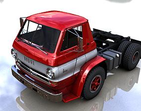 DODGE L700 TILT CAB TRUCK 1969 3D