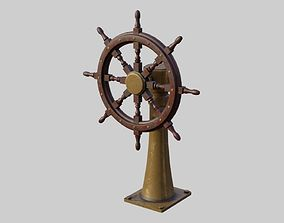 Vessel Wheel 1 3D model