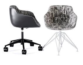 comfort 3D Flow Slim Armchair 1