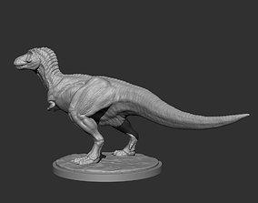 3D Tyrano for Printing Pose 02 dinosaur