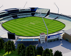 3D Edgbaston Cricket Ground - Birmingham