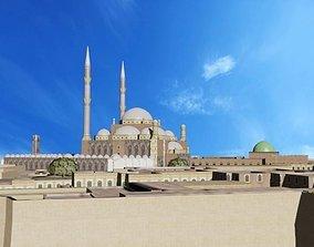 Mosque of Muhammad Ali 3D model