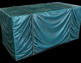 3D model Deck Box Cover and Floor Fabrics
