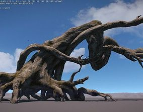 Ancient Tree V2 3D model