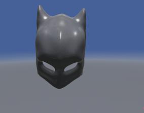 3D model Batman Mask V4