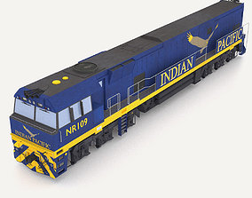 3D The Indian Pacific