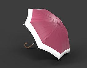 3D asset Generic Umbrella