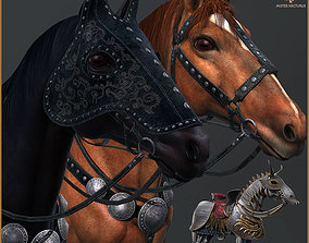 3D model Horse for Heroes