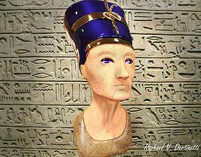 Nefertiti Bust 3D print model