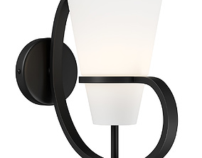 733617 Fiacolla Lightstar Sconce 3D