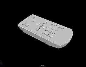 3D printable model CASIO YT-150 Remote Control