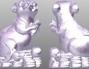 statue 3D Mouse