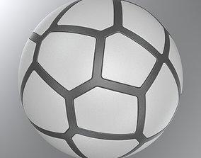 Voronoi Soccer Ball 3D