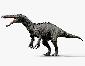 3D model Suchomimus tenerensis