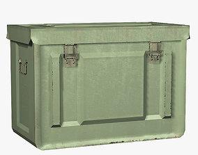 Ammo Box 20mm MK3 WWII US Military 3D