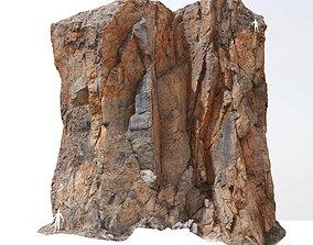 Cliff Large Scan 03 3D asset