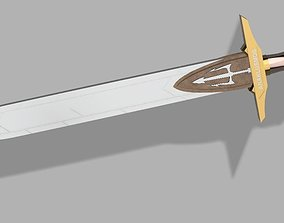 3D printable model Percy Jackson Sword Riptide Inspired 2