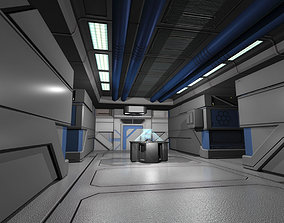 3D model Sci Fi Level Builder