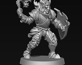 Lich King 3D print model