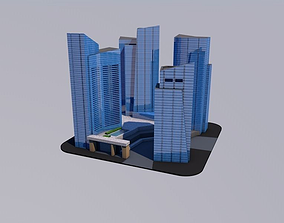 MBFC from Singapore stl 3D printable model