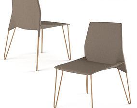 3D Bonaldo Heron Chair