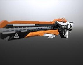 3D asset The Gun FREE