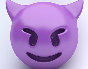 3D model Emoji DEMONs