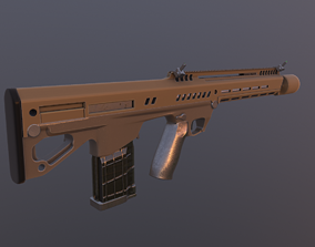 RN227 Probable New Service Rifle Of US 3D model