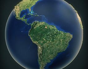 3D model Earth High Poly
