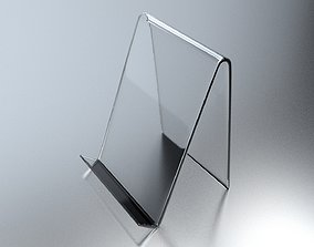 Acrylic Display Stand 3D model