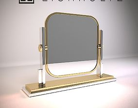 3D Eichholtz Table Mirror Carmen