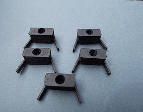 Magwell spacer AK Cyma 040 3D printable model